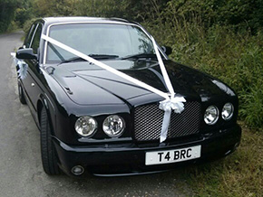Absolute Anywhere Wedding Bentley Arnage