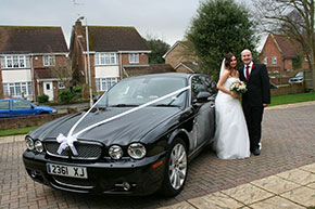 Wedding Cars in Sussex and Kent